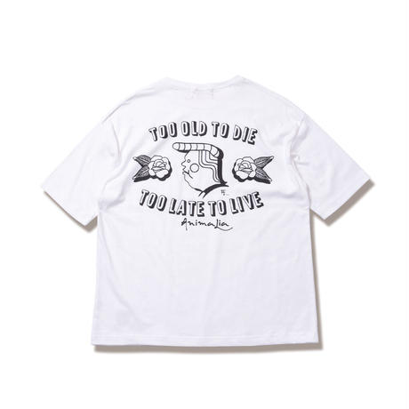 TOO OLD S/S(Big silhouette)
