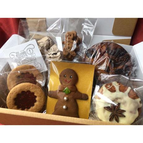 クリスマス限定焼き菓子セットB