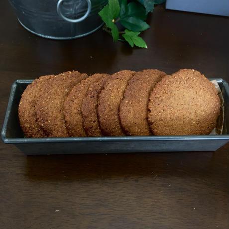グラハムジンジャークッキー