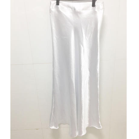 Satin Long SK (3color)