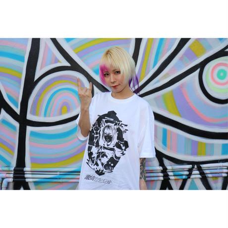【新色】KENTOO コラボTシャツ (White)