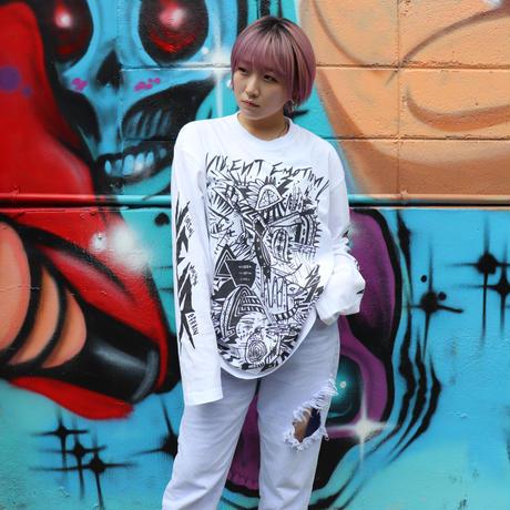 【数量限定】キョウグコラボ ロングTシャツ