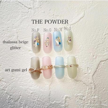 THE POWDER -No.H-