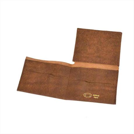 プエブロレザーコンパクト折り紙ウォレット AK16TA-B0051