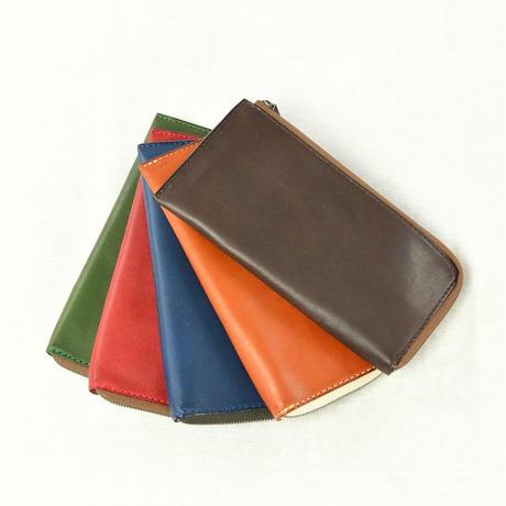 アナックオリジナルレザーL字型スリム財布 AK19TA-B0072