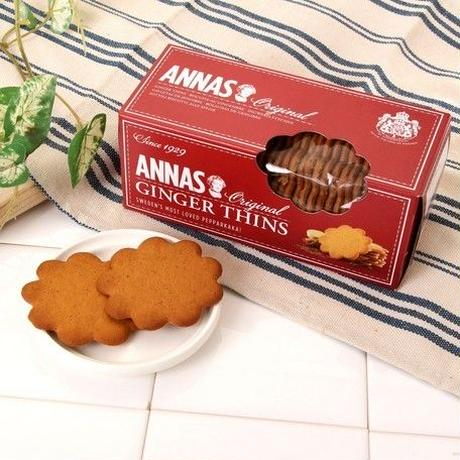 ANNA's ginger biscuit