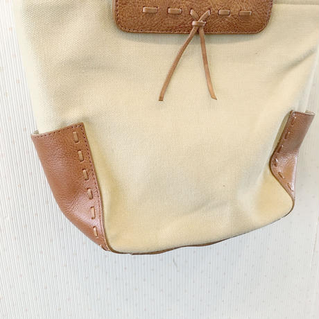used cotton bag