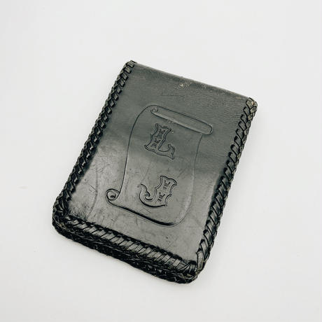 used leather wallet