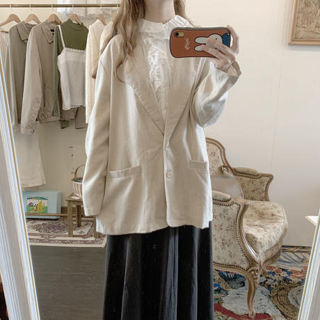 used us linen jacket