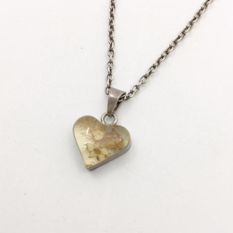 used Heart necklace