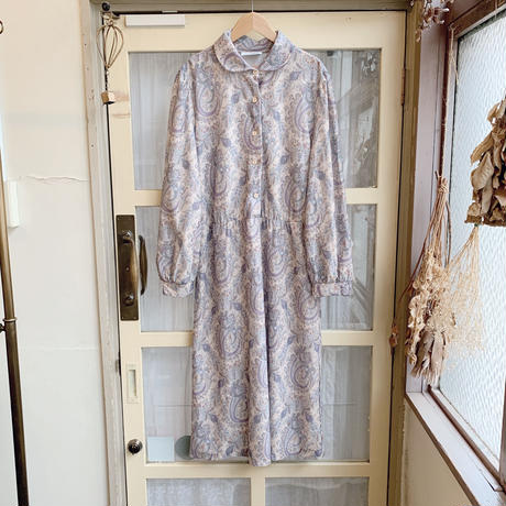 used paisley dress