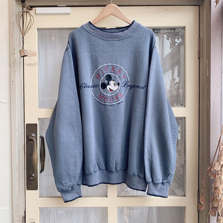 used Mickey sweat