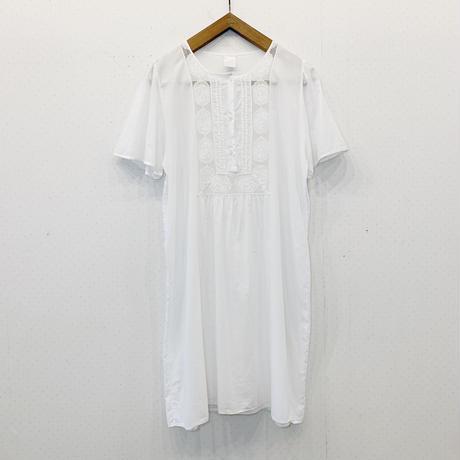 used lace tunic
