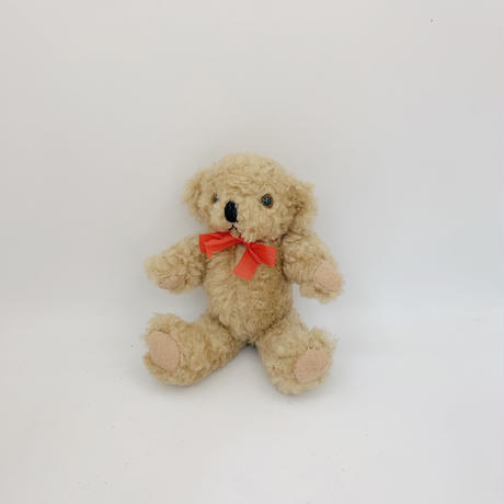 handmade teddy bear