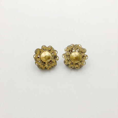 used  beads earring