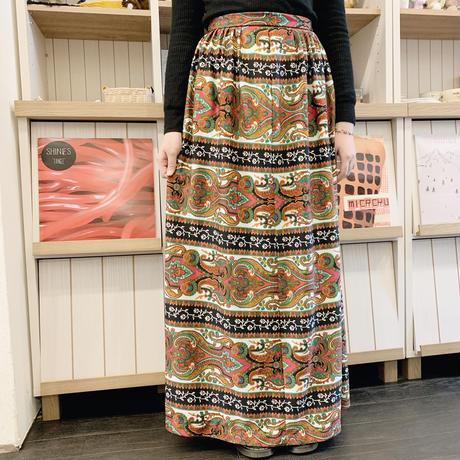 used 70s skirt