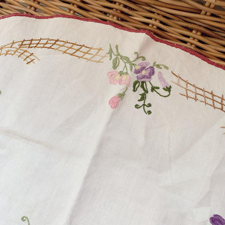 used embroidery cloth
