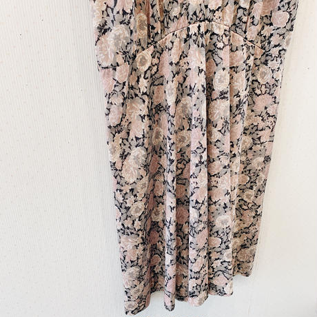used flower dress