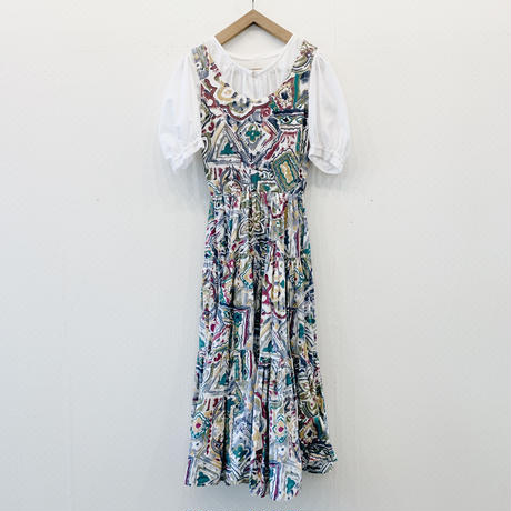 used painting dress