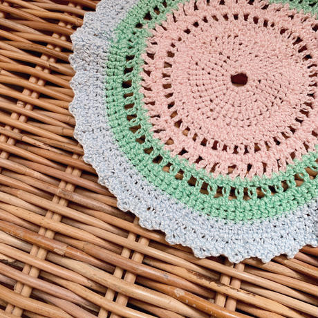 used lace cloth