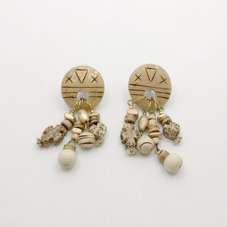 used native earring