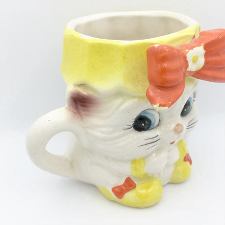 used cat cup