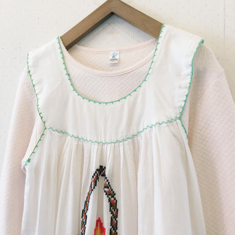 used embroidery dress