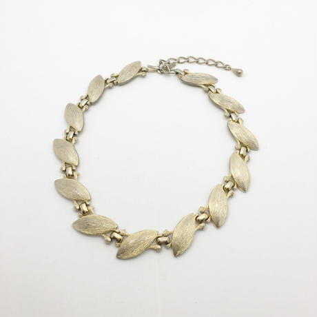 used gold necklace