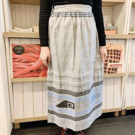 used native skirt
