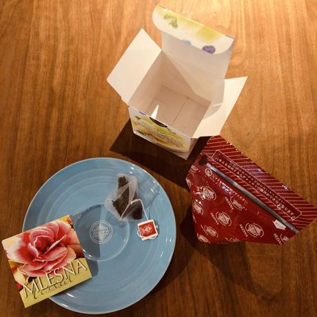 【ムレスナティー】大人気のキューブボックス4個入セット