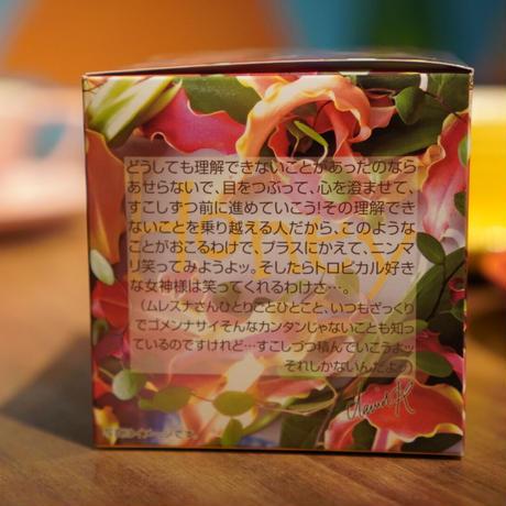 【キューブ】トロピカルブルー