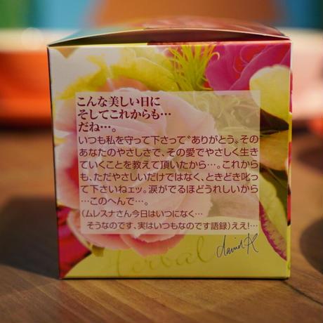 【キューブ】花桃