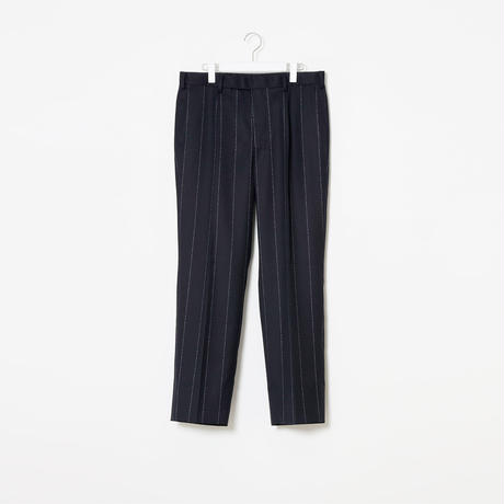 Y.O.N LOGO STRIPE SUIT TROUSERS