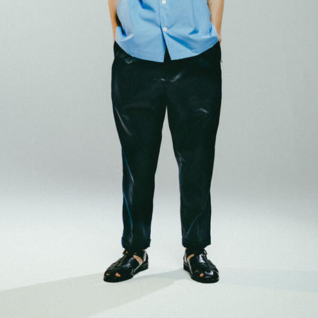 STANDARD TROUSERS / NAVY