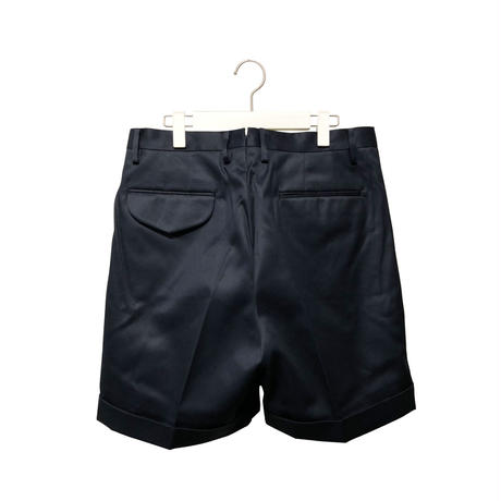 STANDARD SHORT TROUSERS / NAVY