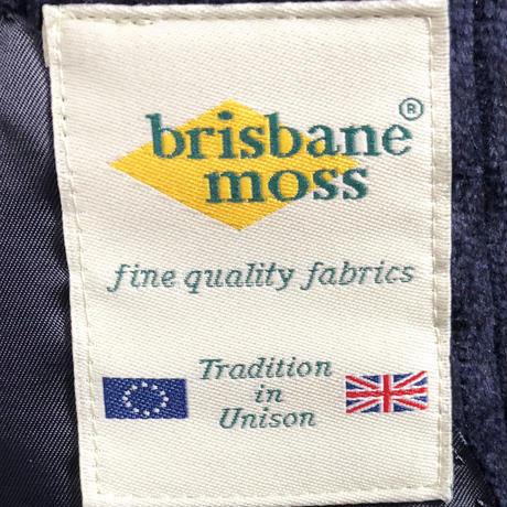 BRISBANE MOSS TWOPIECE SUITS / NAVY