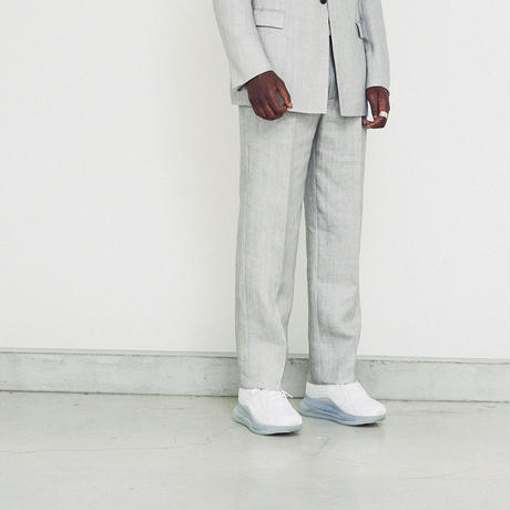 Y.O.N LINEN SUIT TROUSERS
