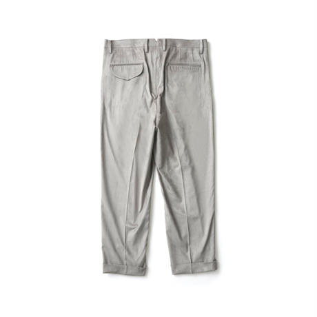 NEW STANDARD TROUSERS / GRAY
