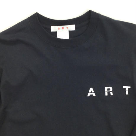 ART  /  SKELETON-L/S TEE