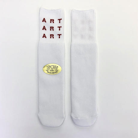 ART  /  LOGO-TUBE SOCK