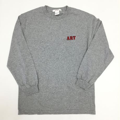 "ART  /  ART ""IT""  LOGO-L/S TEE"