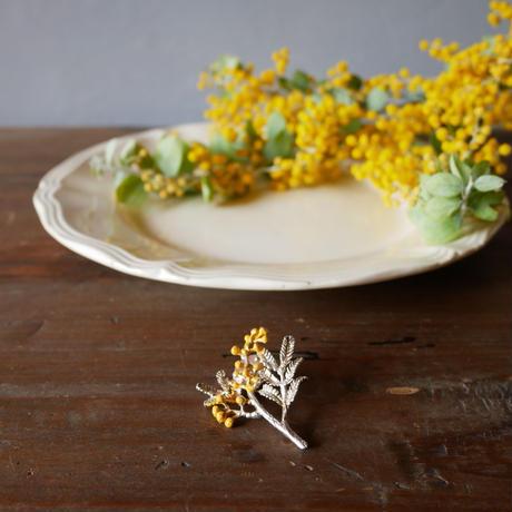 mimosa ミモザ ピンブローチ