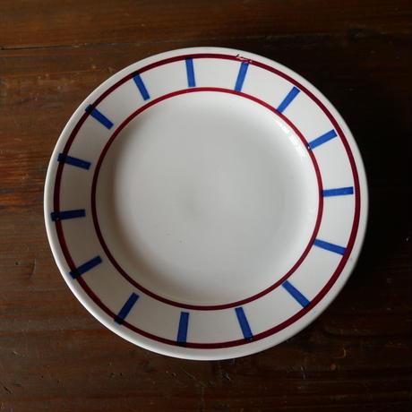 フランスアンティーク バスク柄 サルグミンヌ C