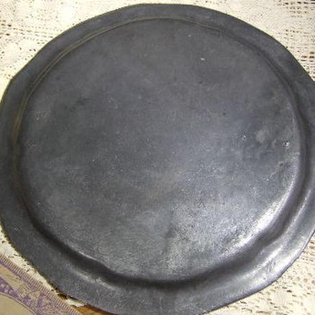 ピューター皿 fi-20