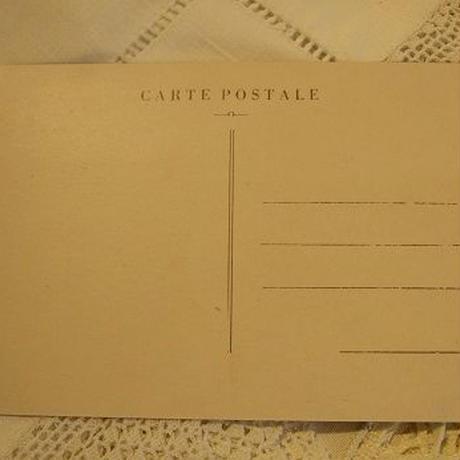アンティークポストカード フランスのシュテヴン教会 c-21