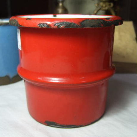 ホーローカップ  コランダー付き h-10