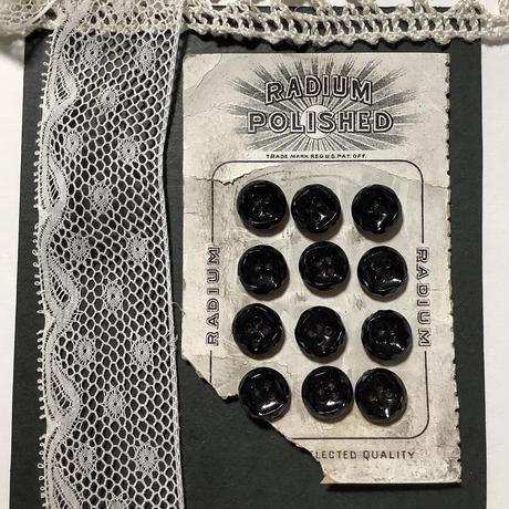 チェコガラスボタン1シートセット f-794