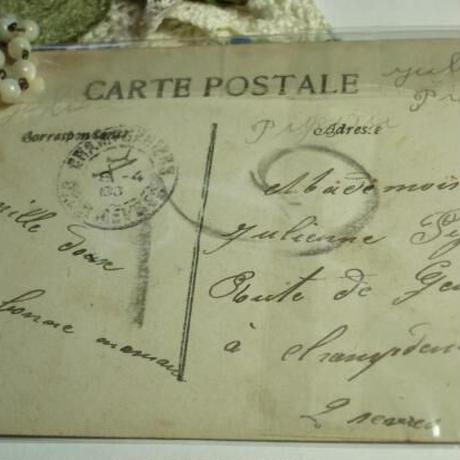 フランスのポストカード c-70