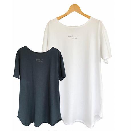 ANTGAUGE(アントゲージ)リバーシブルチュニックTシャツ (WOMENS)