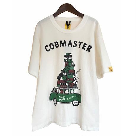 COBMASTER(コブマスター)ベーシックシルエットTシャツ BUS(MENS)